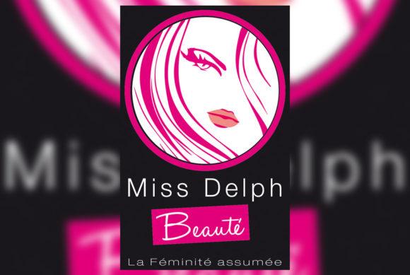 Refonte de logo / Miss Delph beauté
