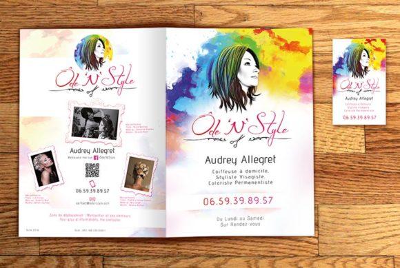 Support de communication / Audrey Allegret