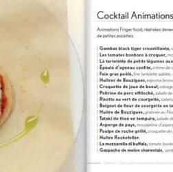 Présentation des animations salés du Chef Jean Philippot