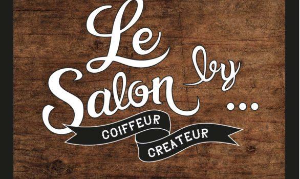 """Identité de marque - Cartes de visite - Cartes de tarifs - Enseignes  - """"Le salon by ..."""""""